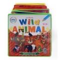 แบบหัดอ่าน Wild Animal