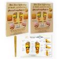 Thai Foot Reflexology for Health A Practical Manual : คู่มือนวดเท้ากดจุดเพื่อสุขภาพ (Set)