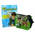 Ben 10 เศษส่วนมหัศจรรย์ : Fun with Fractions, Decimals, Percents and Graphs +กระเป๋า