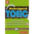 ทางลัดพิชิต Redesigned TOEIC +CD