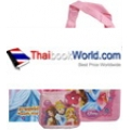 Disney Princess Special Edition : Happily Ever After ความสุขนิรันดร์ +กระเป๋า (Set)